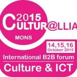 CULTURALLIA 2015 – Forum international B2B